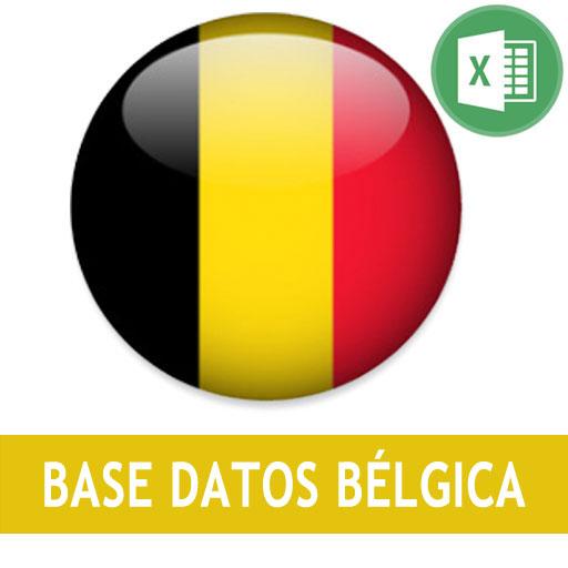 Base datos Belgica