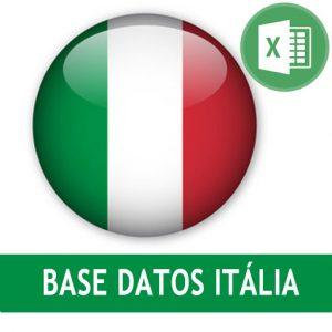 Base datos Italia