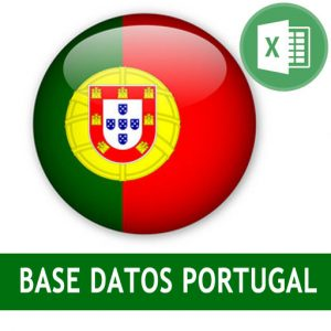 Base datos Portugal