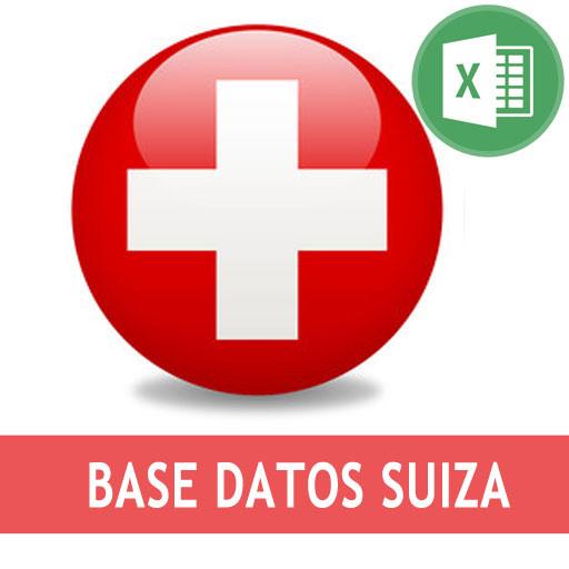 Base datos suiza